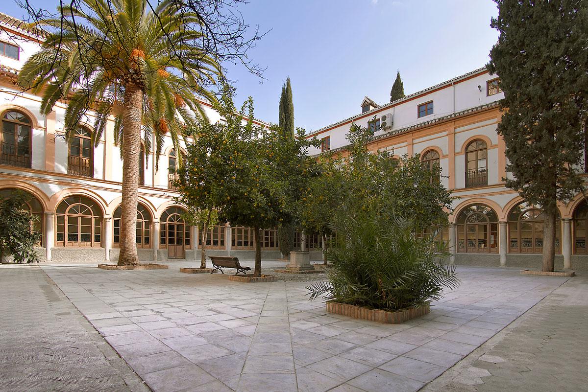 Macià Monasterio de los Basilios, Granada