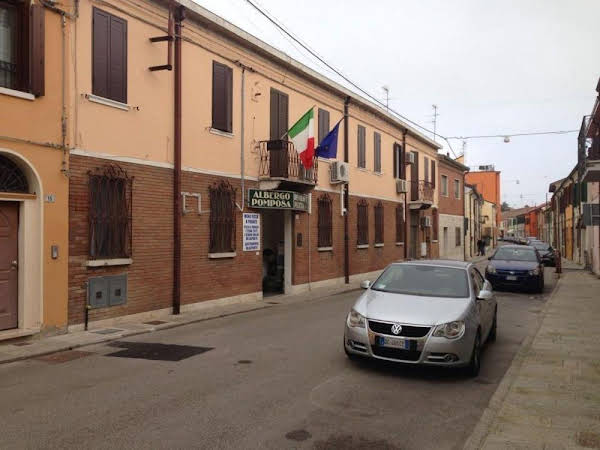 Albergo Ristorante Pizzeria Pomposa