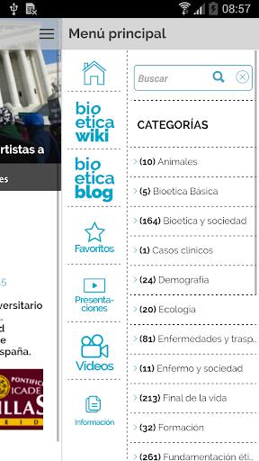 Bioetica screenshot 2