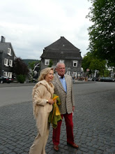 Photo: Prince Otto-Ludwig and Princess Annette zu Sayn-Wittgenstein-Berleburg