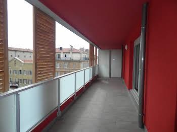 Appartement 2 pièces 52,6 m2