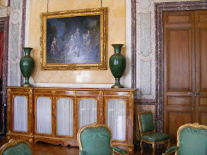 Photo: We enter by way of the well-appointed Grand Salon.