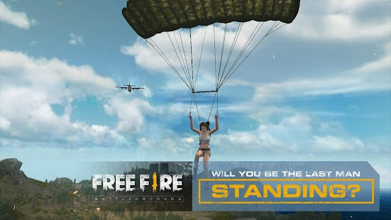 Free Fire - Battlegrounds- screenshot thumbnail