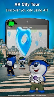 Snaappy – 3D fun AR communication platform - náhled