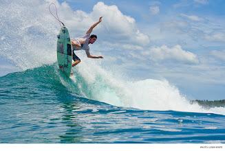 Photo: Brendon Gibbens, Costa Rica. Photo: Lowe-White #surferphotos