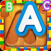 Tải Game Bé bảng chữ cái Puzzle