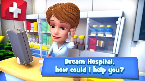 Dream Hospital - Health Care Manager Simulator Screenshot