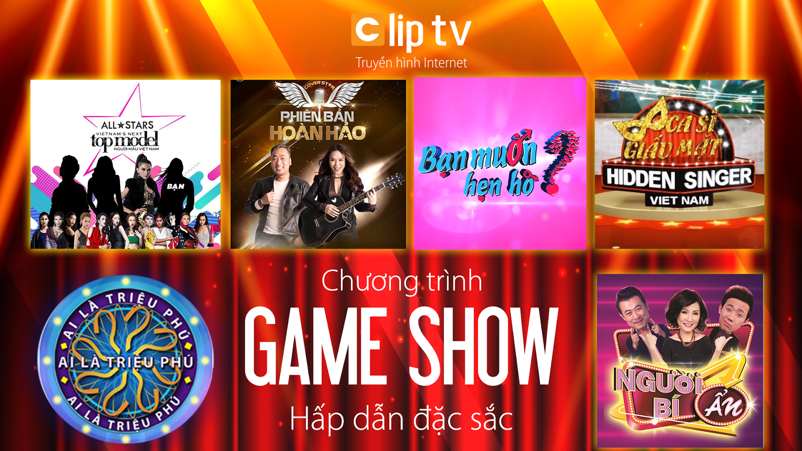 Clip TV for Android TV- screenshot