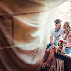 Wedding photographer Evgeniy Ufaev (Nazzi). Photo of 10.07.2014