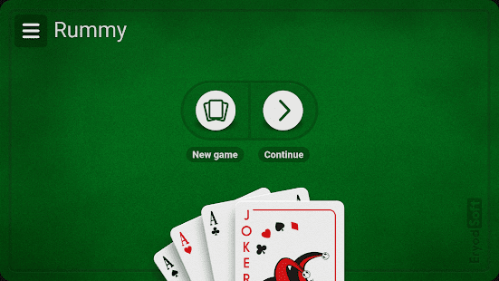 Screenshots of Rummy for iPhone