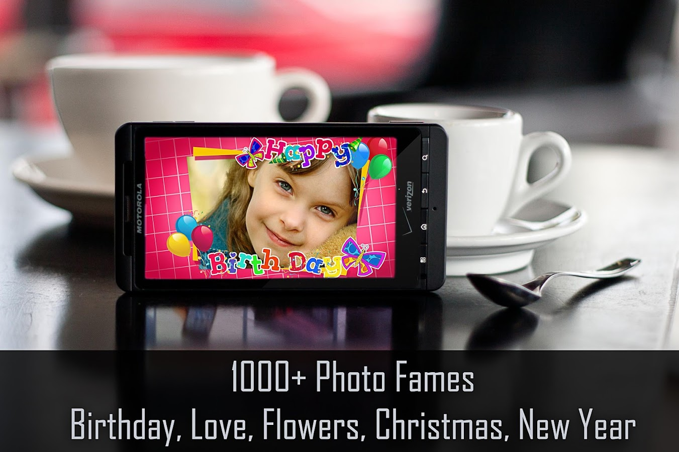 Photo Frames B210- screenshot