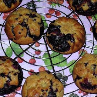 Sophie's Wholemeal Spelt & Blueberry Breakfast Muffns