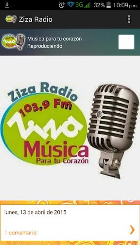 Ziza Radio 103.9 fm