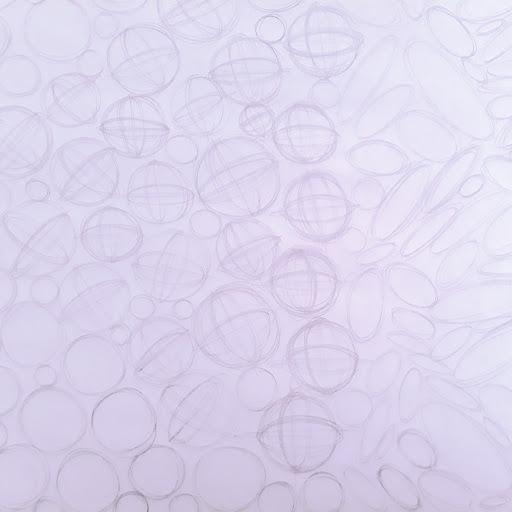 Drawing of spheres
