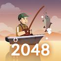 2048 Fishing icon