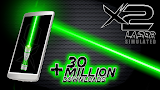 Laser Pointer X2 (PRANK AND SIMULATED APP) Apk Download Free for PC, smart TV