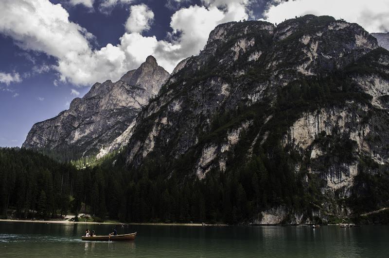 Lago tra le montagne di fabio_rizzo99