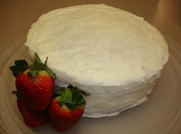 Italian Creme Cake
