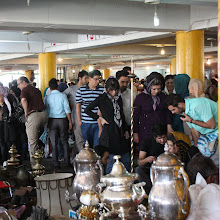 Photo: Day 135 - In the Antiques Market in Tehran