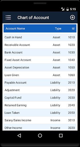 CashBin - Mobile Accounts screenshot 5
