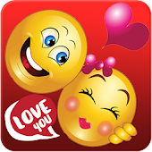 Love Chat Emoji Smileys Emoticon