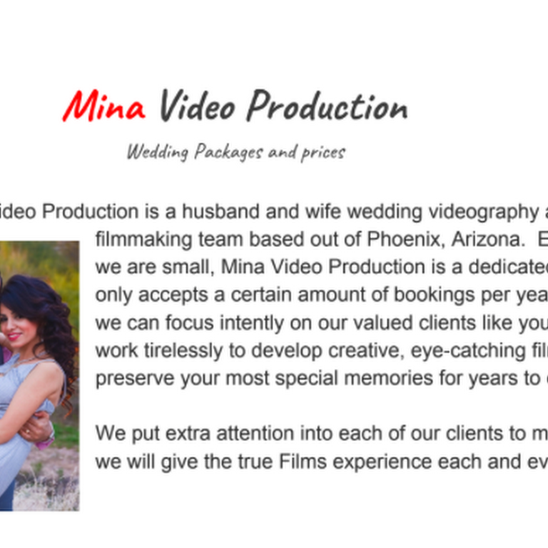 mina video production - Mina Video Production