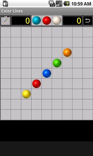 Color Lines apkmr screenshots 1