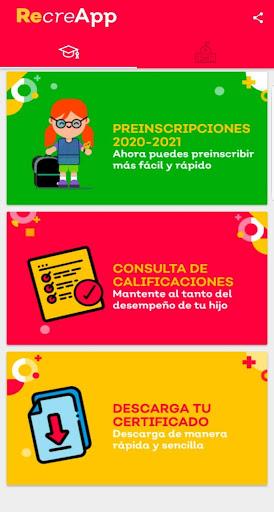 Consulta Escolar Jalisco screenshot 2