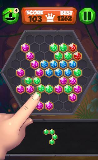 Block Hexa Puzzle (Free) 1.0 screenshots 4