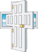 Photo: cruz puerta