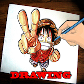 How To Draw One Piece Characters