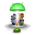 3D Jelly Bean Live Wallpaper icon