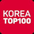 Korea Top 100 icon