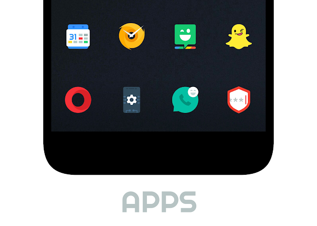 Mation – Icon Pack v1.1.7