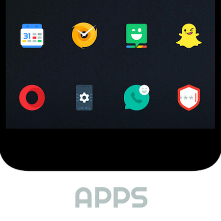 Mation - Icon Pack v1.2.1