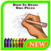 Tải Game How To Draw One Piece Easy