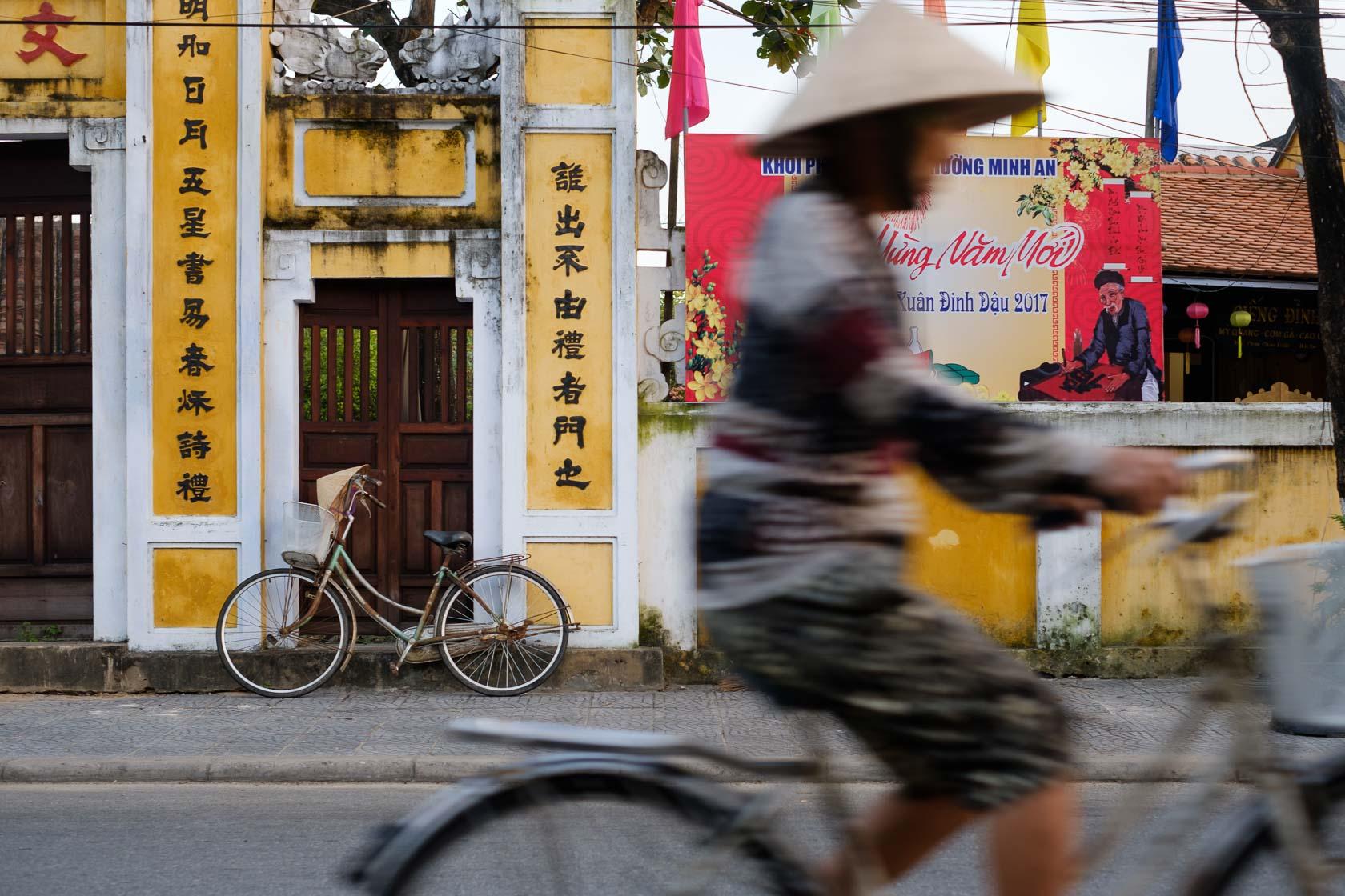 Bicycles, Hôi An, Vietnam