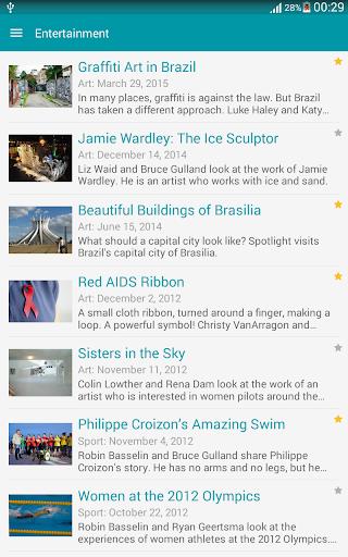 English listening daily 1.1.4 screenshots 10