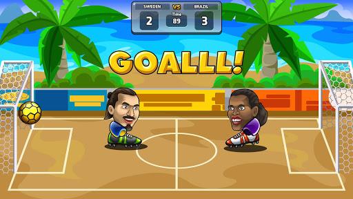 Head Soccer: World Champions 1.0 screenshots 1