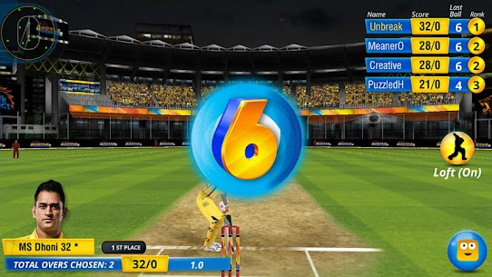 Chennai Super Kings Battle Of Chepauk 2 MOD (Ad Free/Unlimited Tickets) 6