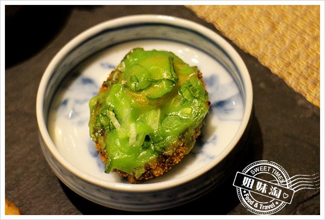 次郎本格日本料理鮑有馬煮