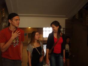 Photo: 1. den adaptačního kurzu proběhl v centru Ostravy. Seznámili jsme se s historií a současností města Ostravy.