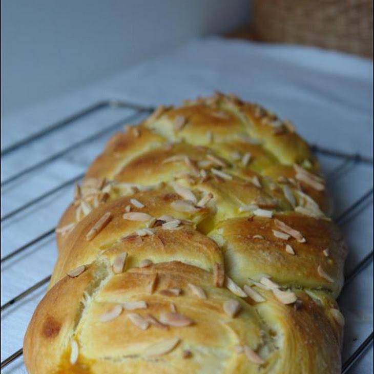 Sweet Bread - Yogurt Braids