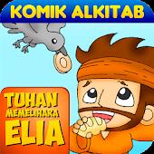 Alkitab TUHAN Memelihara Elia
