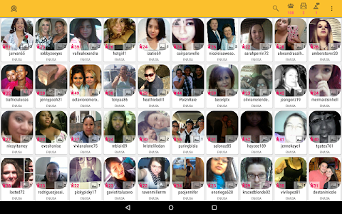 Dating for singles myMobil screenshot 8