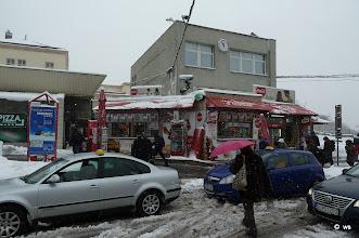 Photo: bratislava: bahnhofsvorplatz der slowakischen hauptstadt