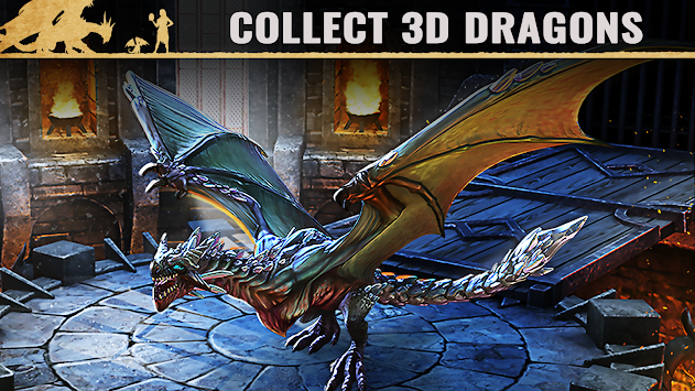 War Dragons APK screenshot thumbnail 1