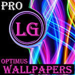 Wallpaper for LG Optimus Series Pro Icon