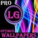 Wallpaper for LG Optimus Series Pro
