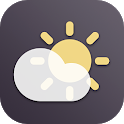 Delicate theme for Chronus Weather Icons icon